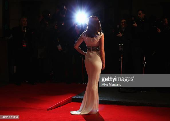 Image of celebrity attending film award ceremony   Luxian of London chauffeur services