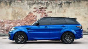 Exclusive Range Rover Hire in the UK
