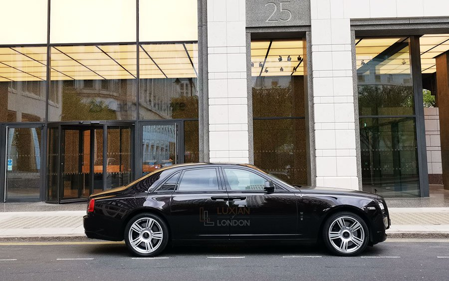 Rolls-Royce Hire in London from Luxian of London Luxury Chauffeur Service - Weddings, Events, and Business Chauffeur Service