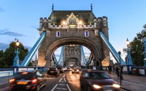 Summer Sightseeing Chauffeur in London