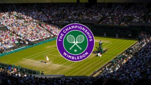 Getting to the Wimbledon Championships in 2019